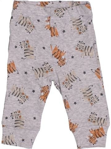 Legging garçon BABY gris naissance hiver #1415200_1
