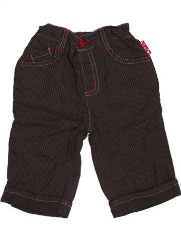 Pantalon garçon ADAMS marron 6 mois hiver #1415210_1