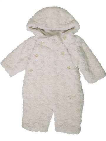 Mono-polar unisex JOHN LEWIS blanco 6 meses invierno #1415236_1