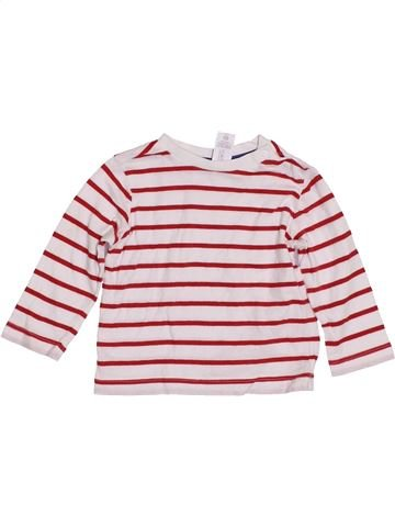Camiseta de manga larga niño C&A rosa 6 meses invierno #1415960_1