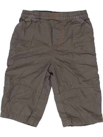 Pantalon garçon CHEROKEE gris 6 mois hiver #1416363_1