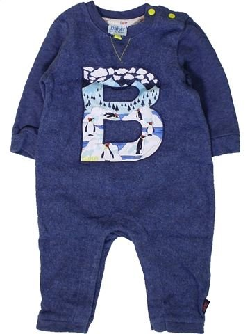Combinaison longue garçon TED BAKER bleu 6 mois hiver #1416556_1