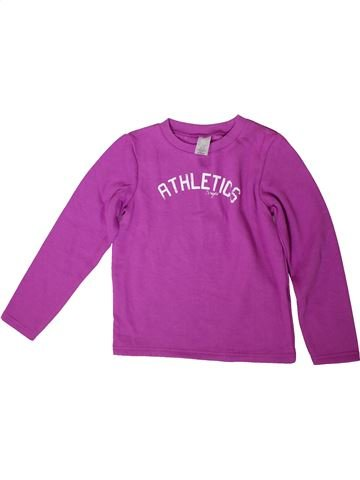 Sportswear fille DOMYOS violet 8 ans hiver #1416735_1