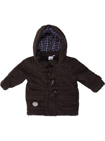Abrigo niño JASPER CONRAN negro 9 meses invierno #1416883_1