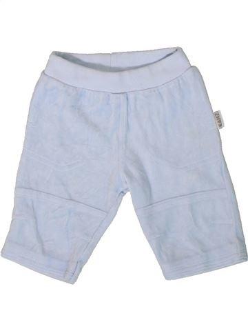Pantalon garçon KANZ bleu 3 mois hiver #1417247_1