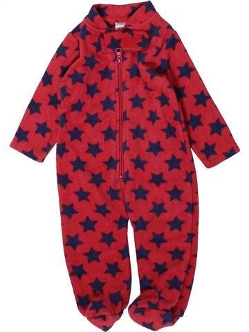Robe de chambre fille BABY rouge 6 mois hiver #1417355_1