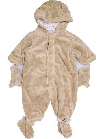 Mono-polar niño LA REDOUTE CRÉATION beige 12 meses invierno #1417539_1
