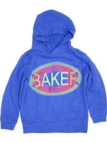 Sweat garçon BAKER bleu 8 ans hiver #1417857_1
