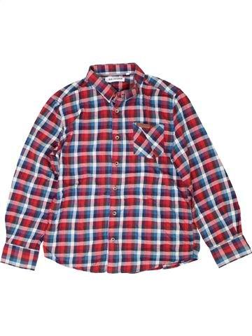 Chemise manches longues garçon BEN SHERMAN violet 9 ans hiver #1417925_1