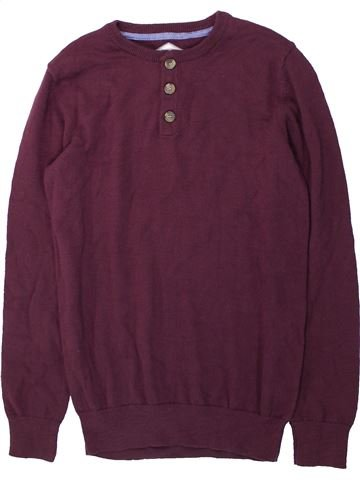 jersey niño BOYS violeta 13 años invierno #1417965_1