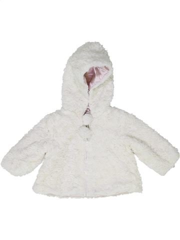 Chaqueta niña JASPER CONRAN blanco 6 meses invierno #1418076_1