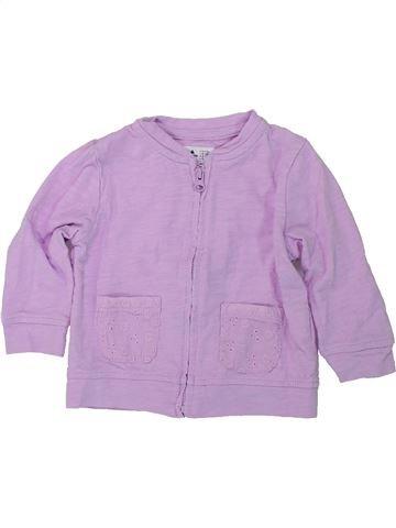 Chaleco niña GAP violeta 12 meses verano #1418676_1