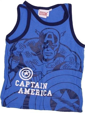 Top - Camiseta de tirantes niño SUPERS HÉROS azul 6 años verano #1418913_1
