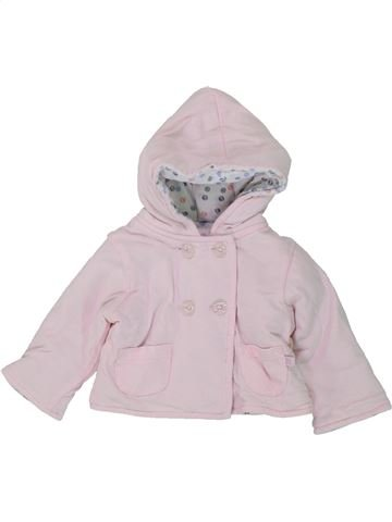 Chaqueta niña CADET ROUSSELLE rosa 1 mes invierno #1420298_1