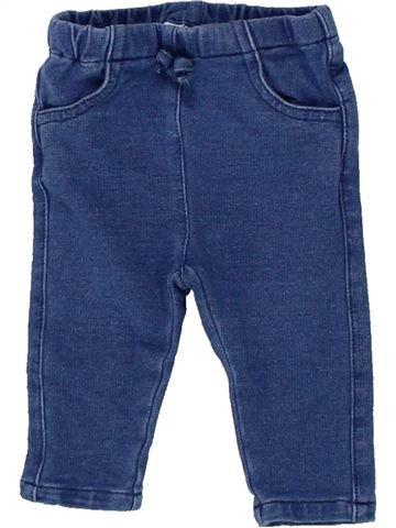 Legging fille NATALYS bleu 3 mois hiver #1420319_1