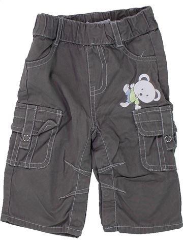 Pantalon garçon KIMBALOO gris 6 mois hiver #1420590_1