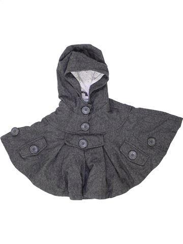 Abrigo niña VERTBAUDET gris 3 años invierno #1421005_1
