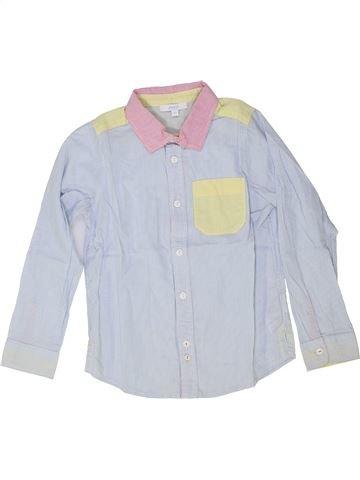 Camisa de manga larga niño JACADI blanco 6 años invierno #1421011_1