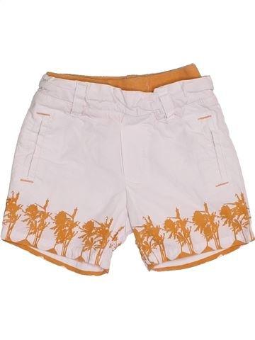 Short - Bermuda garçon LA COMPAGNIE DES PETITS blanc 3 mois été #1421268_1