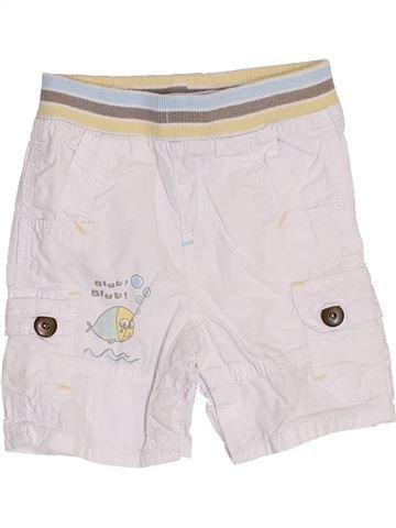Short-Bermudas niño KIMBALOO blanco 3 meses verano #1421292_1