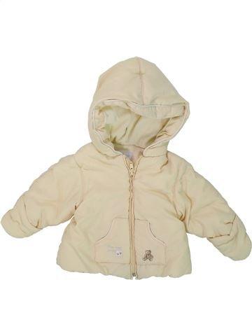Abrigo niño JACADI blanco 3 meses invierno #1421354_1