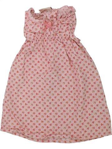 Vestido niña DPAM rosa 12 meses verano #1421478_1