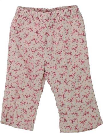 Pantalón niña ABSORBA beige 12 meses invierno #1421480_1