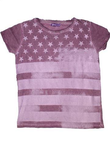 Camiseta de manga corta niño GEMO violeta 12 años verano #1421549_1