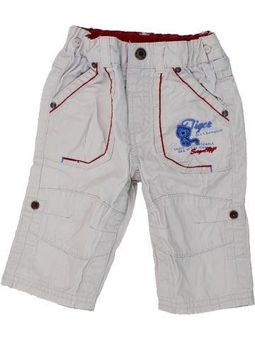 Pantalon garçon SERGENT MAJOR gris 6 mois hiver #1421653_1
