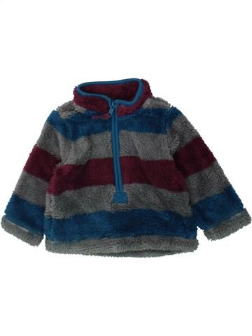 Pull garçon M&CO bleu 3 mois hiver #1422014_1