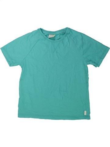 Camiseta de manga corta niño ZARA verde 6 años verano #1422662_1