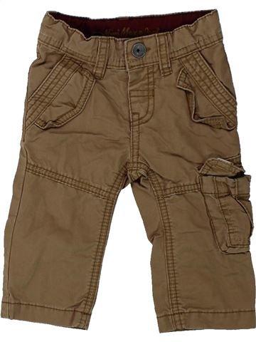 Pantalón niño MEXX marrón 9 meses invierno #1423007_1