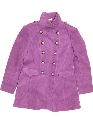 Manteau fille CHEROKEE violet 14 ans hiver #1423035_1