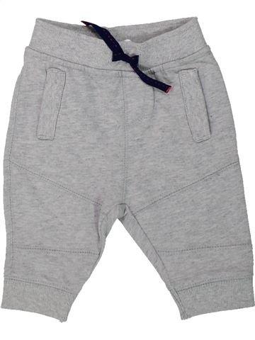 Pantalon garçon DEBENHAMS gris 3 mois hiver #1423324_1