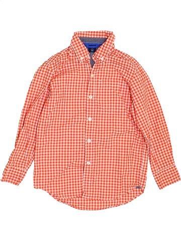 Camisa de manga larga niño GAP naranja 7 años invierno #1423369_1