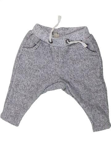 Pantalon garçon RIVER ISLAND gris 3 mois hiver #1423384_1