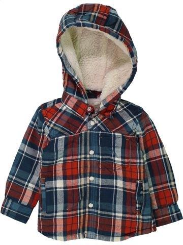 Camisa de manga larga niño NEXT gris 18 meses invierno #1423415_1
