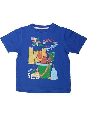 Camiseta de manga corta niño TU azul 2 años verano #1423499_1