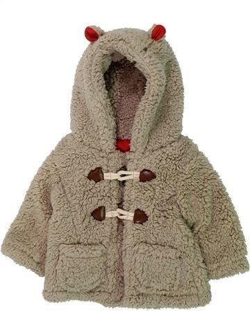 Abrigo niño NUTMEG gris 3 meses invierno #1423536_1