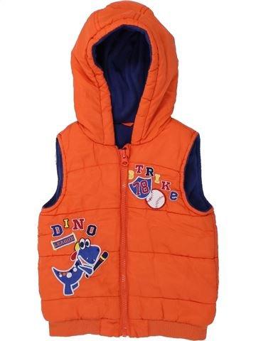 Doudoune garçon DUNNES STORES orange 18 mois été #1423651_1