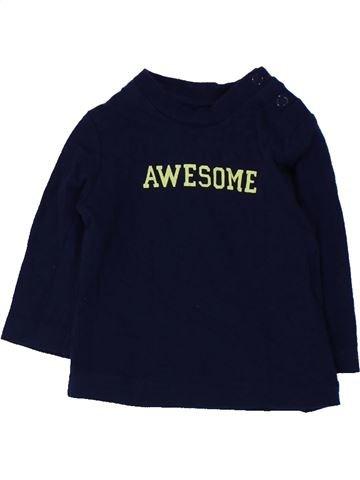 Camiseta de manga larga niño NUTMEG negro 3 meses invierno #1423735_1