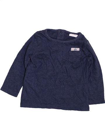 Camiseta de manga larga niño NEXT azul 9 meses invierno #1423964_1