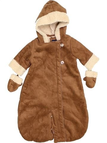 Mono-polar niño GAP marrón 3 meses invierno #1424150_1