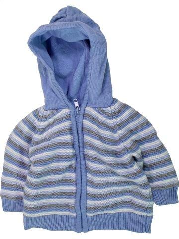 Chaleco niño GEORGE azul 6 meses invierno #1424261_1