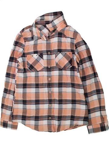 Blusa de manga larga niña F&F rosa 11 años invierno #1424279_1