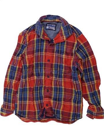 Camisa de manga larga niño NEXT marrón 7 años invierno #1424326_1