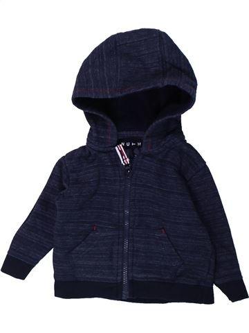 Sudadera niño NUTMEG negro 6 meses invierno #1424364_1