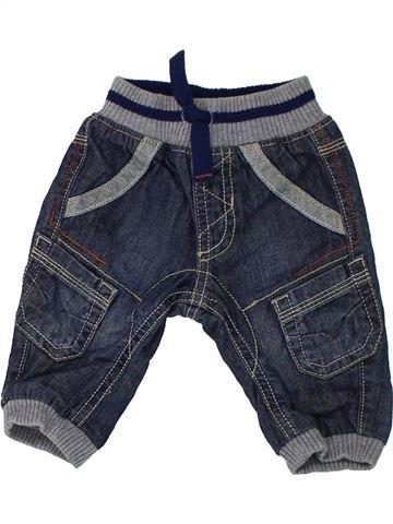 Tejano-Vaquero niño GEORGE azul 3 meses invierno #1424491_1