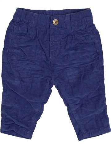 Pantalón niño NEXT azul 6 meses invierno #1424585_1