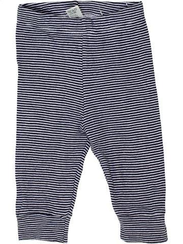 Pantalon garçon TOPOMINI gris 6 mois hiver #1424730_1
